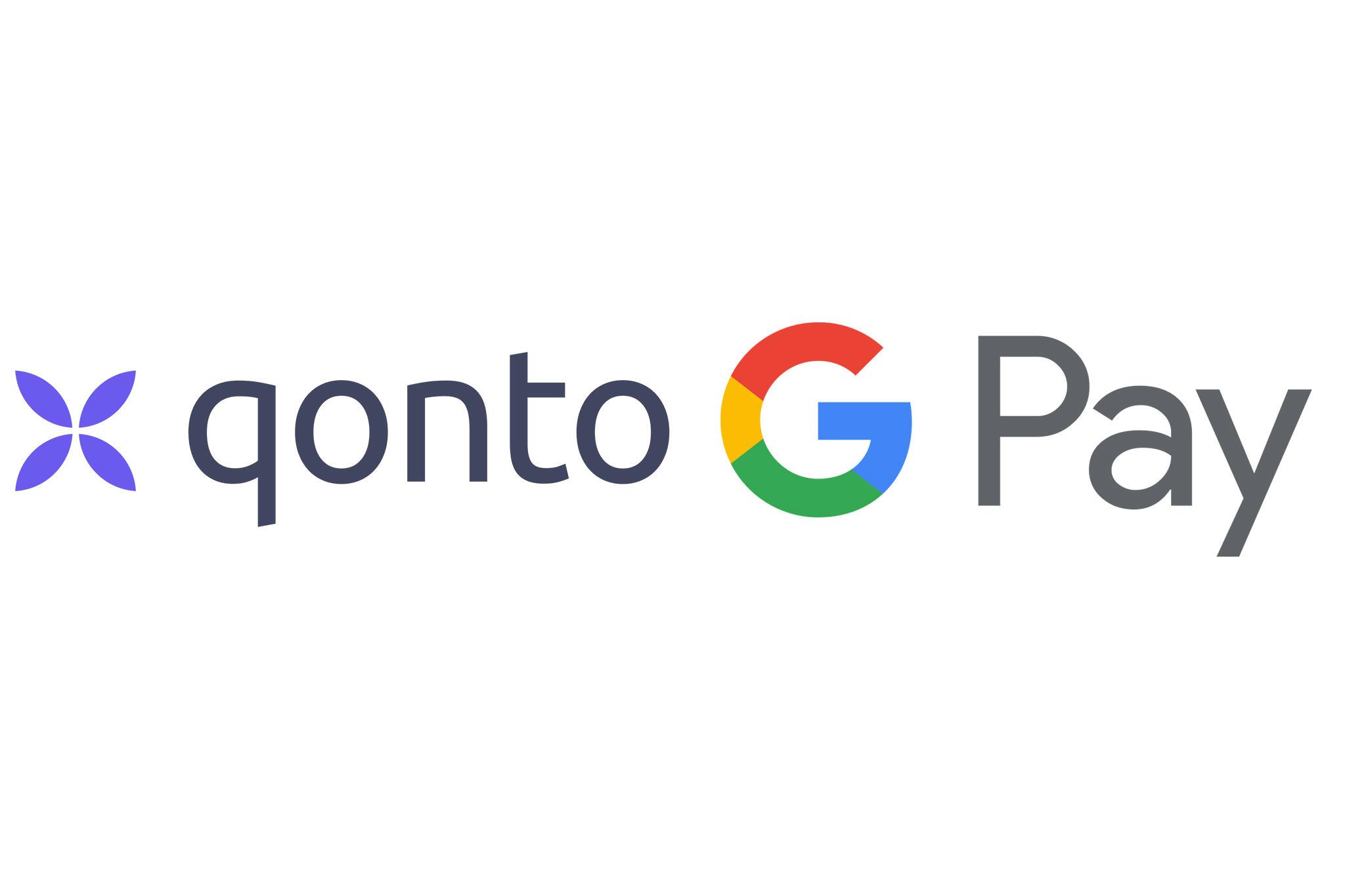 Google Pay mit Qonto